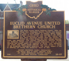 20-57 Euclid Avenue United Brethren Church/ Mount Enon Missionary Baptist Church