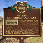 Gershom Peters-Peters Cartridge Co marker 3