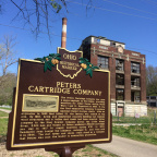 Gershom Peters-Peters Cartridge Co marker 2
