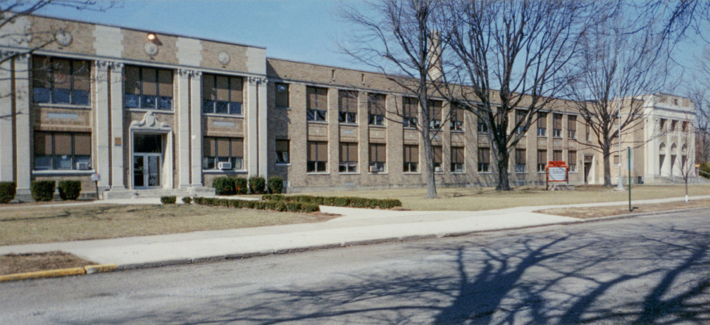 North Baltimore HS building