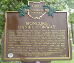 6-29 Moncure Daniel Conway / The Conway Colony