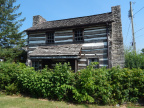 Galloway Log House