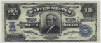 1908 Series $10 Silver Certificate