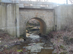 8-12 Old Enon Road Stone Arch Culvert