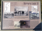 Another information marker about Lock 12