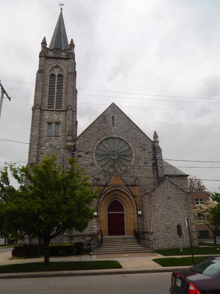 Saint Lucas Evangelical Lutheran Church