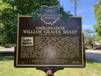 35-47 Ambassador William Graves Sharp