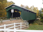 Ballard Road Covered Bridge