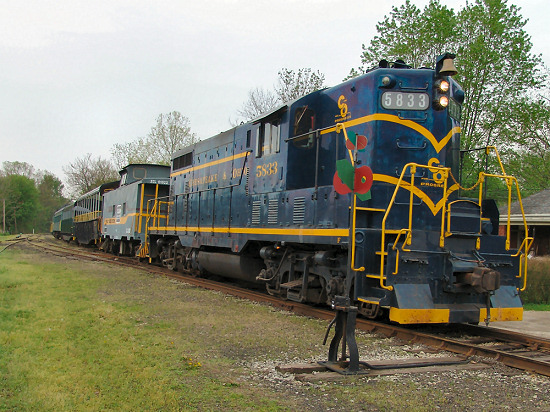 1-5 Hocking Valley Railway