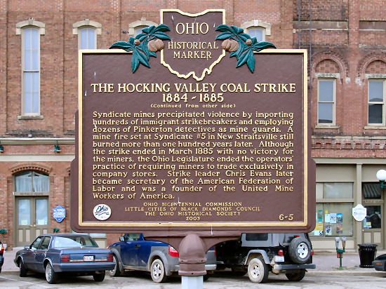 6-5 The Hocking Valley Coal Strike (Side B)
