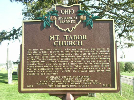 10-11 Mt. Tabor Church & Cemetery