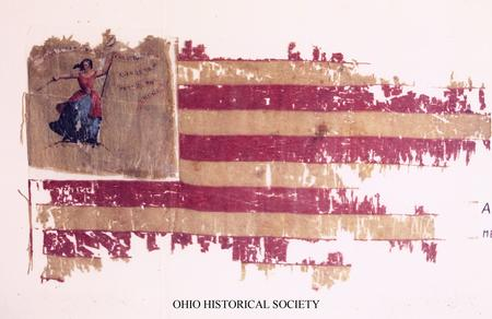 2-11 National Colors of the 2nd O.V.I.