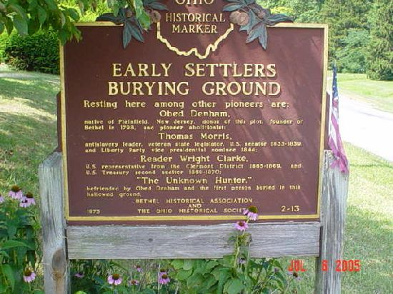 2-13 Early Settlers Burying Ground
