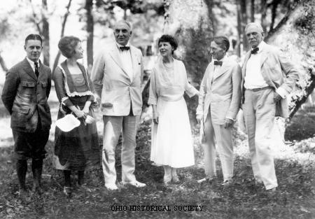 11-15 Warren G. Harding Meets the Firestone Family