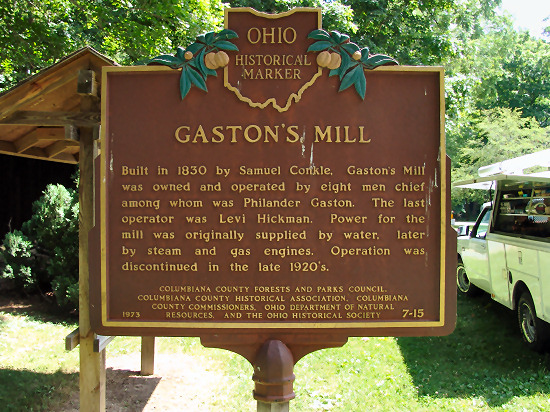 7-15 Gaston's Mill