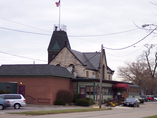 43-18 Berea Union Station - currently a restaurant