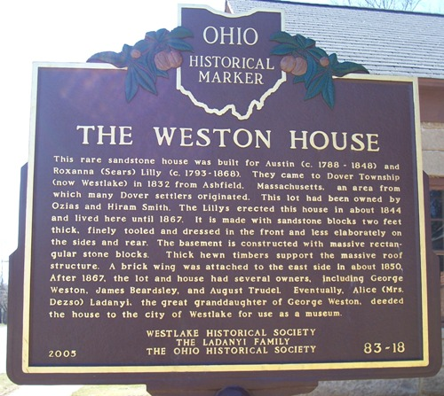 83-18 The Weston House