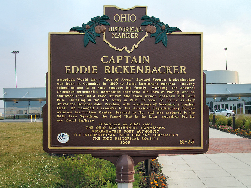 81-25 Captain Eddie Rickenbacker (Side A)