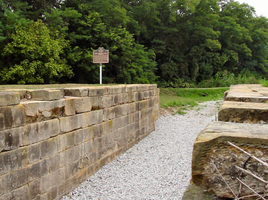 96-25 Ohio and Erie Canal Lock 22