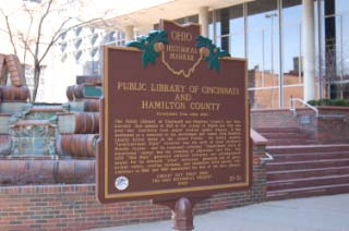 51-31 Public Library of Cincinnati & Hamilton County