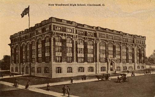 61-31 Woodward High School