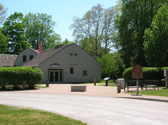 2-43 Welcome Center