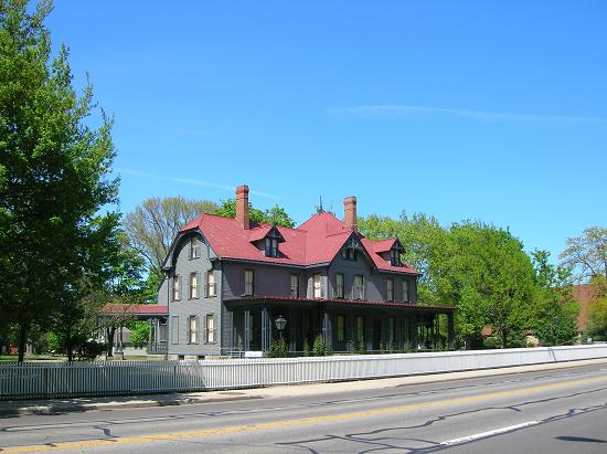 2-43 James A. Garfield Home