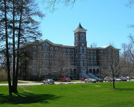 4-43 Lake Erie College Hall