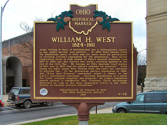 4-46 William H. West 1824-1911
