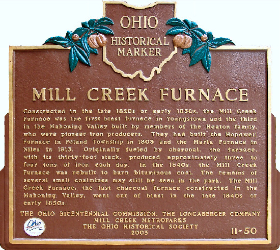 11-50 Mill Creek Furnace