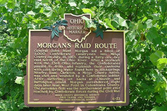 6-53 Morgan's Raid Rocksprings