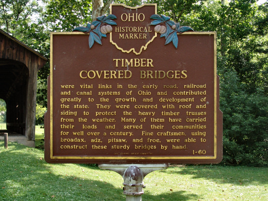 1-60 Timber Covered Bridges