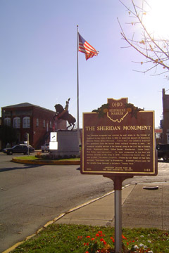 1-64 Sheridan Monument, Somerset
