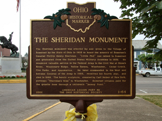 1-64 The Sheridan Monument