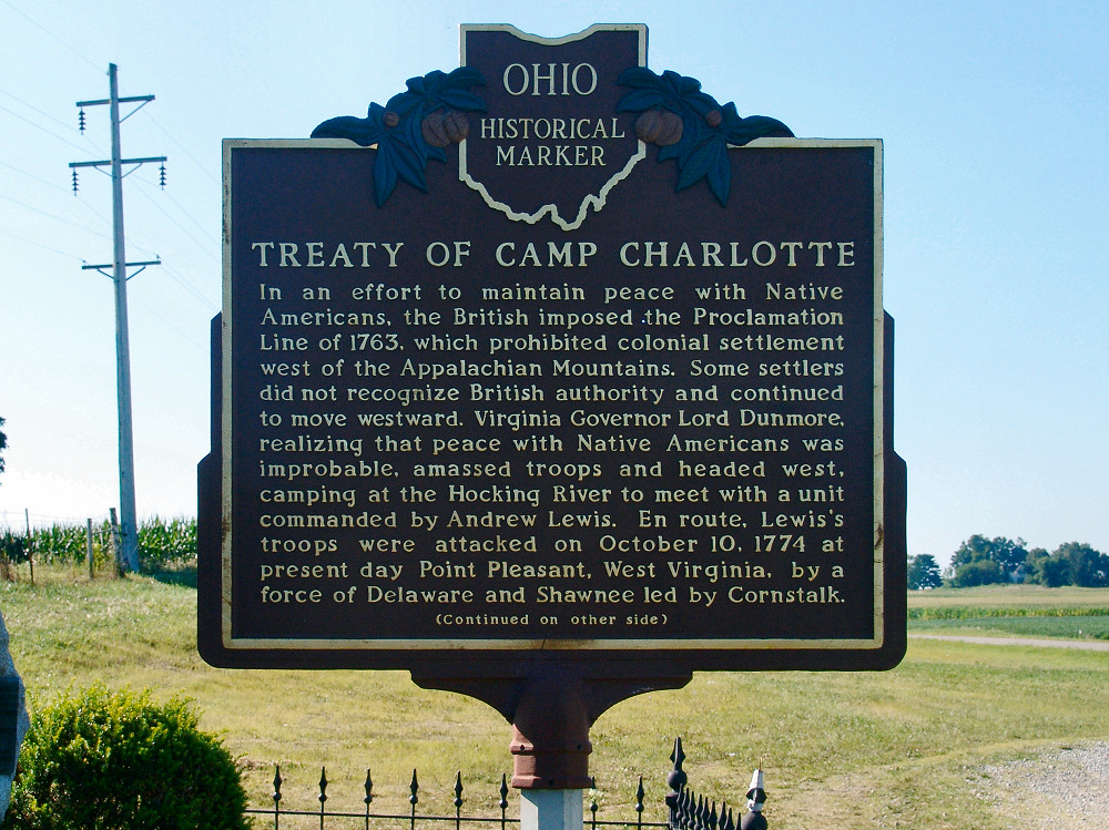 6-65 Treaty of Camp Charlotte (Side A)
