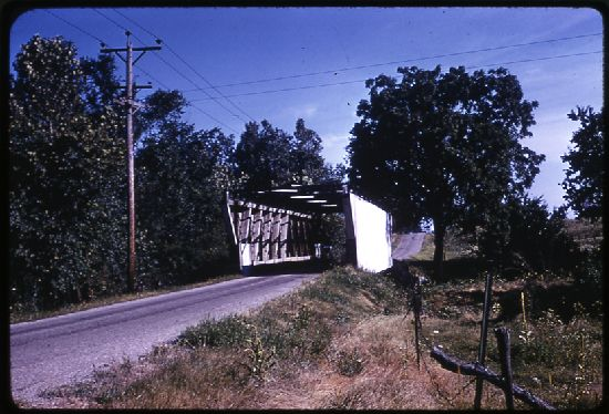 1-68 Roberts Covered Bridge