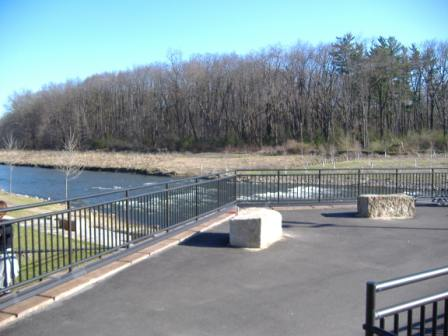 15-77 Overlook Structure and canal