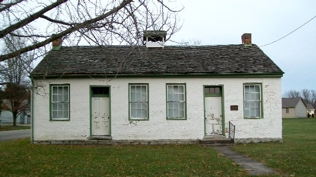 10-83 Harveysburg School